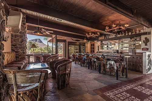 White Stallion Ranch Bar