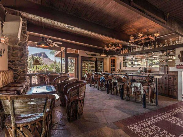 White Stallion Ranch Bar