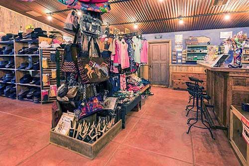 White Stallion Ranch Gift Shop