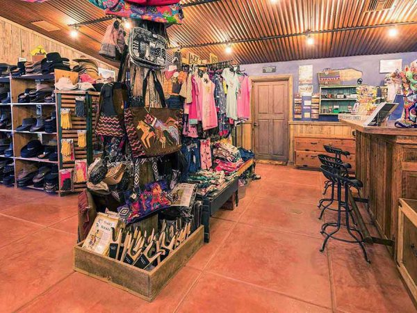 White Stallion Ranch Gift Shop