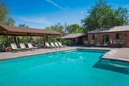 White Stallion Ranch Pool