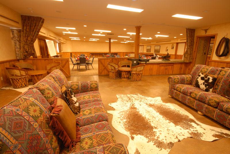 White Stallion Ranch Facilities