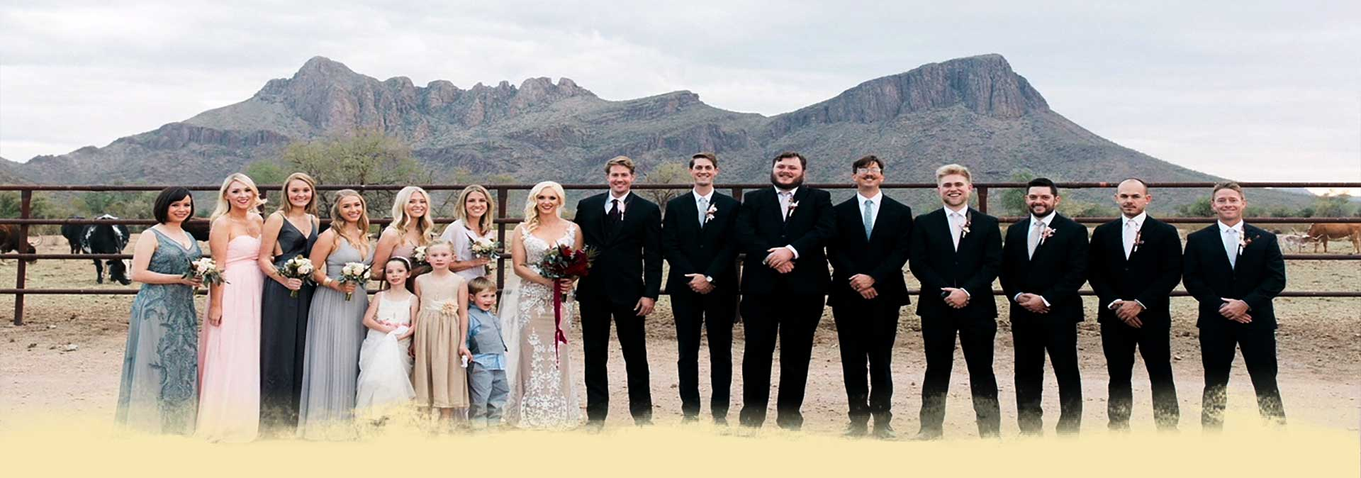 White Stallion Ranch Weddings