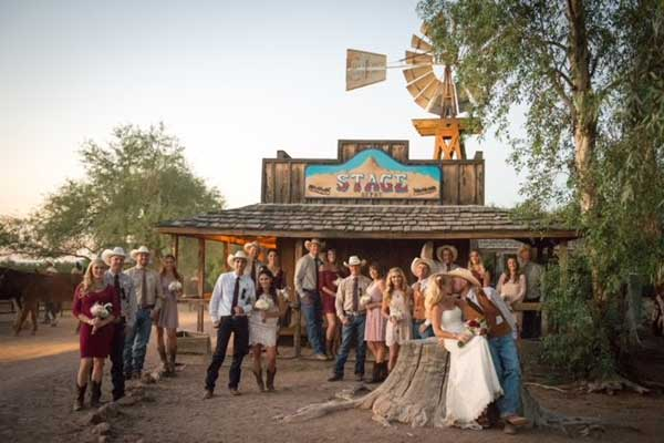 Weddings At White Stallion Ranch