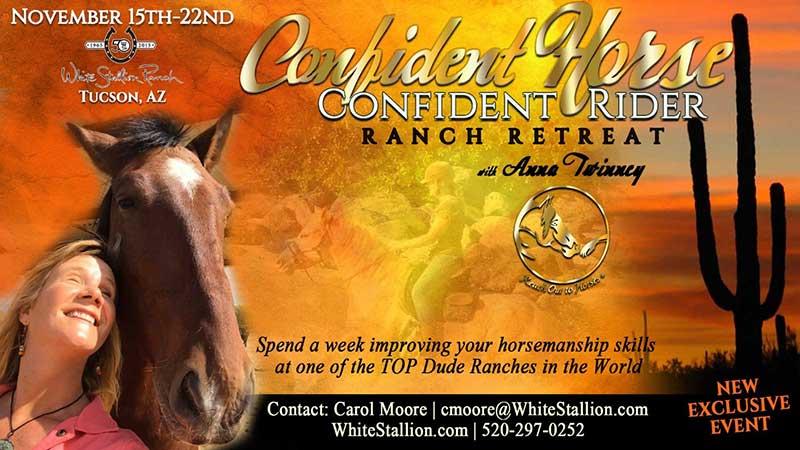 Confident Rider Retreat