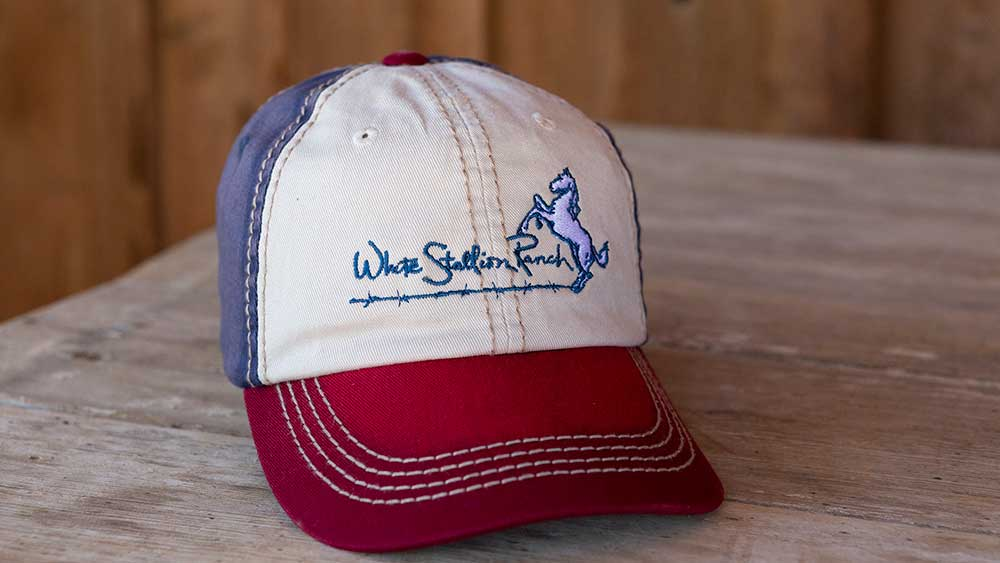 Red, White, Blue Patriot Hat