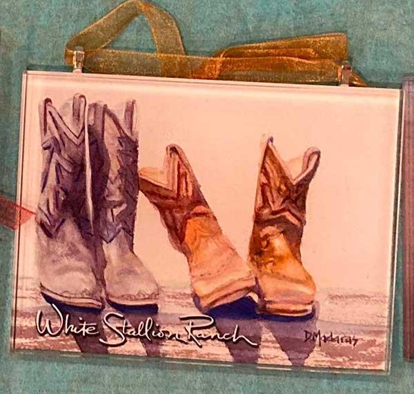 Boots Ornament