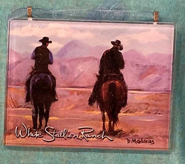 Riders Ornament