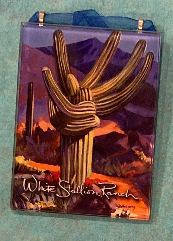 Saguaro Ornament