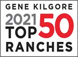 Top 50 Ranch Badge