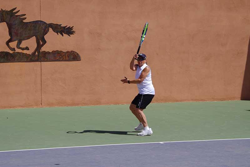 White Stallion Ranch Tennis